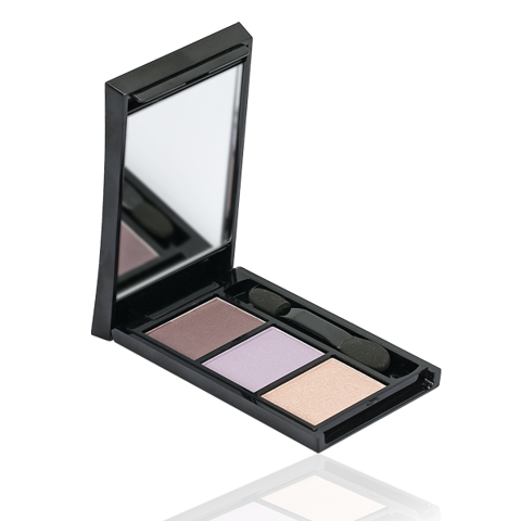 bo phan mat 3 mau farmasi trio eye shadow 05 purple
