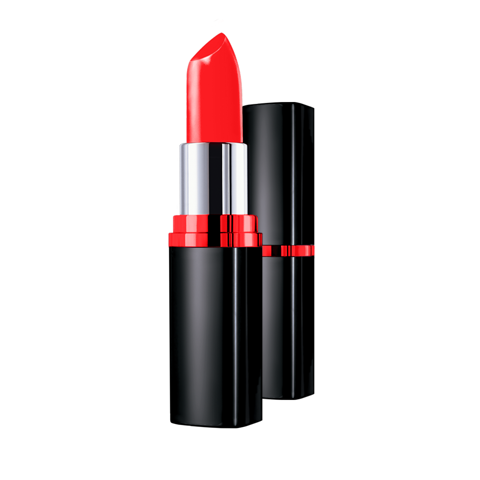 son moi maybelline color show 212 neon red