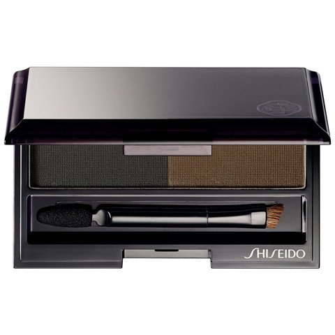 ke chan may dang bot Shiseido Eyebrow Styling Compact Gy901 Deep Brown