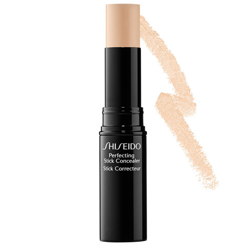 phan che khuyet diem dang thoi shiseido perfecting stick concealer #22