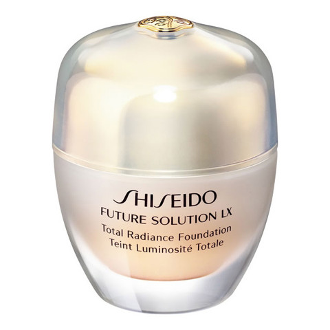 phan nen dang kem shiseido future solution lx total radiance foundation I00 3