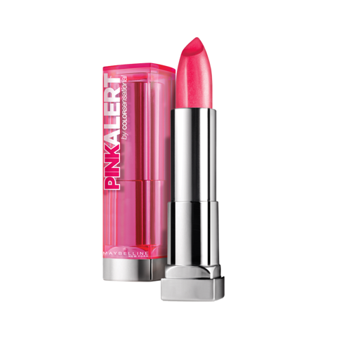 Maybelline Pink Alert Lip Color Pow 4