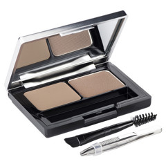 bo kit dinh hinh chan may l oreal brow artist genius kit light brown