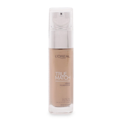 phan nen min da l oreal true match dang long g2 gold ivory