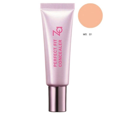Za Perfect Fit Concealer 01