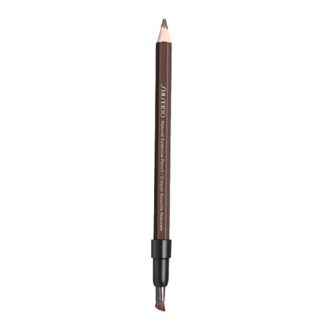 chi ke chan may shiseido natural eyebrow pencil br603 light brown