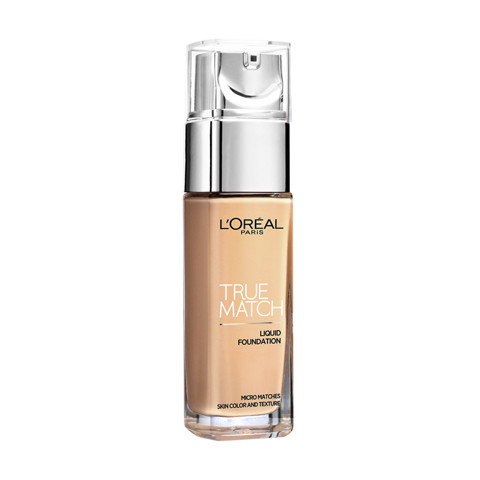 kem nen min da Loreal True Match Liquid Foundation G4 Gold Beige