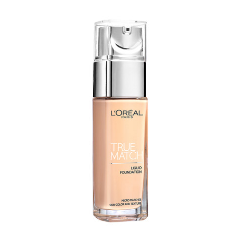 kem nen min da Loreal True Match Liquid Foundation N1 Nude Ivory