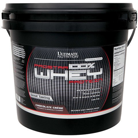 sua tang co giam mo prostar 100 whey protein huong socola 4.5kg