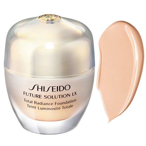 phan nen dang kem shiseido future solution lx total radiance foundation I00