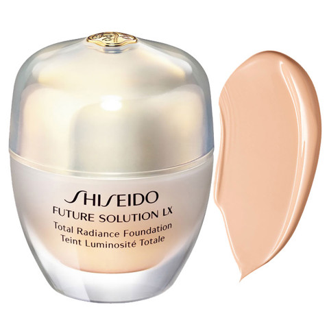 phan nen dang kem shiseido future solution lx total radiance foundation I20