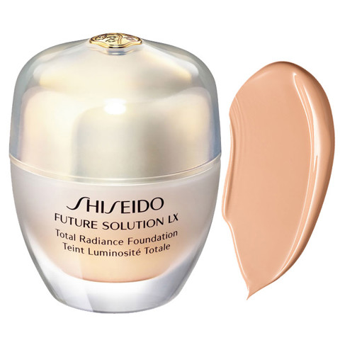 phan nen dang kem shiseido future solution lx total radiance foundation I40