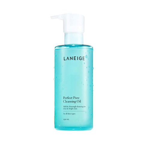 dau tay trang cho da dau mun perfect pore cleansing oil 250ml