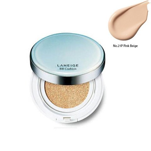 phan nuoc can bang dau laneige bb cushion pore control spf50 pa no 21p pink beige