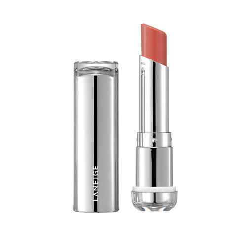 son moi giau do am Laneige Serum Intense Lipstick YR24 Twinkle Coral