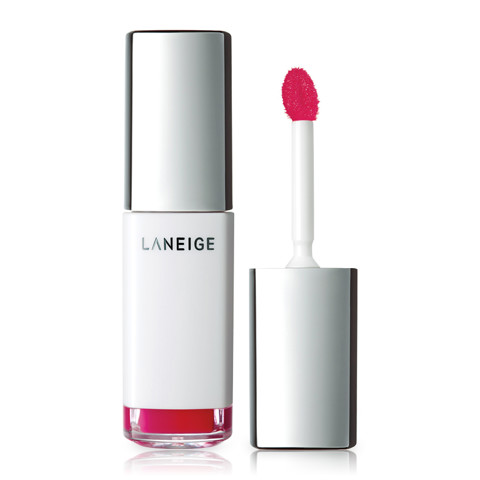 son nuoc duong am laneige water drop tint no 5 fuchsia pink