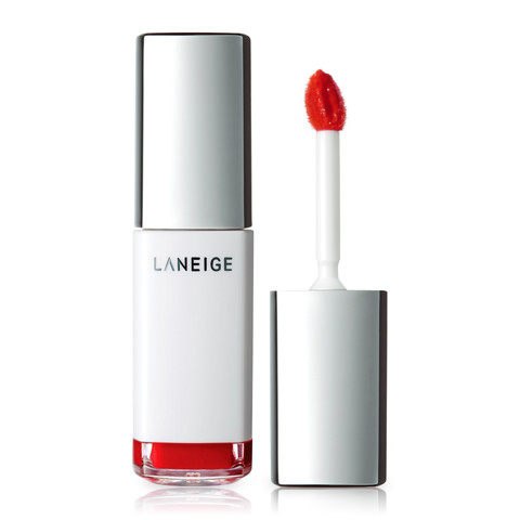 son nuoc duong am laneige water drop tint no 6 scarlet red