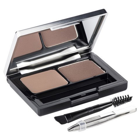 bo kit dinh hinh chan may l oreal brow artist genius kit dark brown