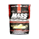 Elite Labs Mass Muscle Gainer Banana