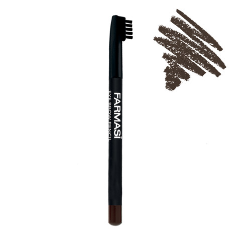 chi ke chan may co co farmasi eyebrown pencil with brush