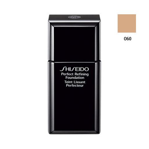 phan nen dang long shiseido perfect refining foundation o60 30ml