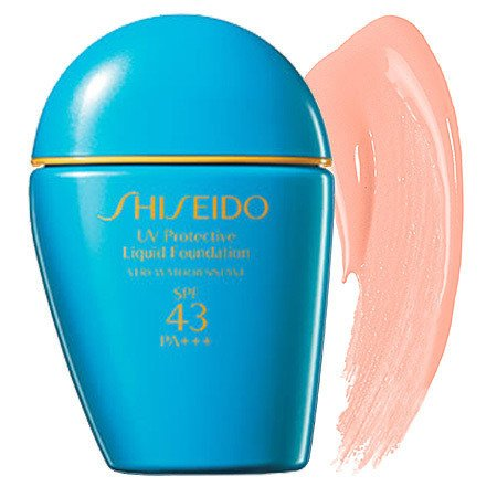 Kem Nen Shiseido Uv Protective Liquid Foundation Light Ivory SPF43 / PA+++