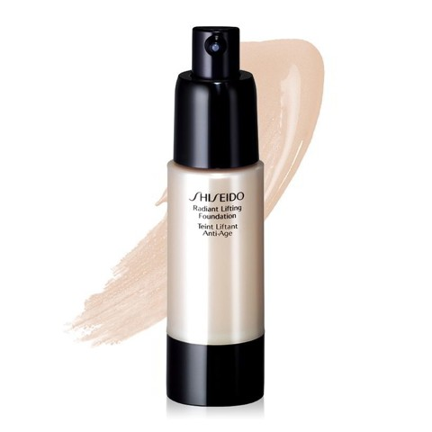 phan nen dang long Shiseido Radiant Lifting Foundation O40 Natural Fair Ochre