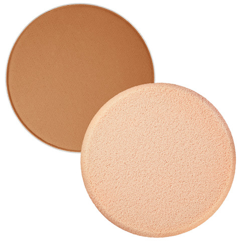 loi phan nen shiseido uv protective compact foundation medium ochre