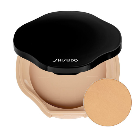 loi phan phu dang nen shiseido sheer and perfect compact o60