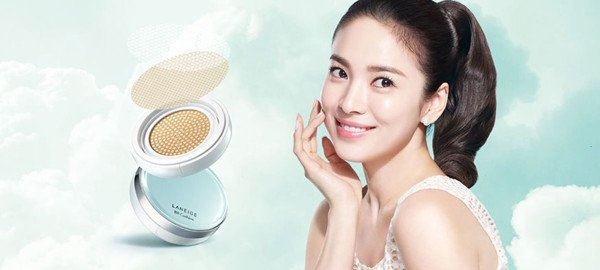 phan nuoc bb cushion can bang dau spf50 pa bb cushion p