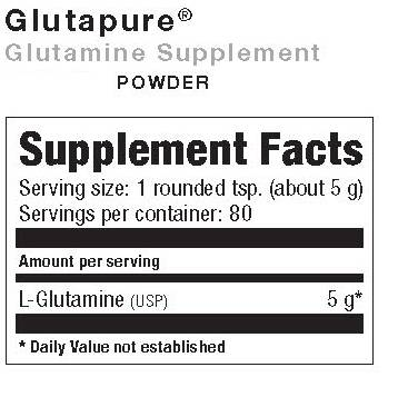 Glutapure supplement