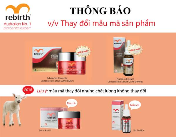Thong bao mau ma sp advanced placenta concentrate