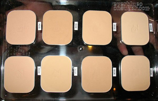 phan nen dang nen za perfect fit two way foundation
