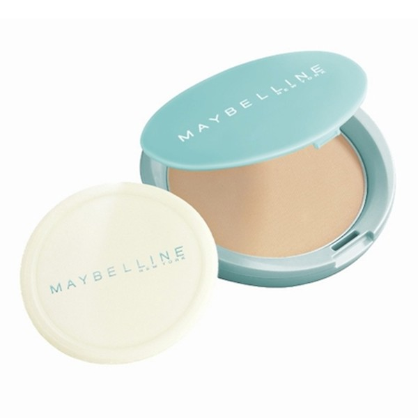Maybelline Clear Smooth Original Pressed Powder des 1