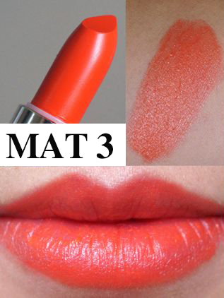 Son Maybelline Bold Matte MAT 3