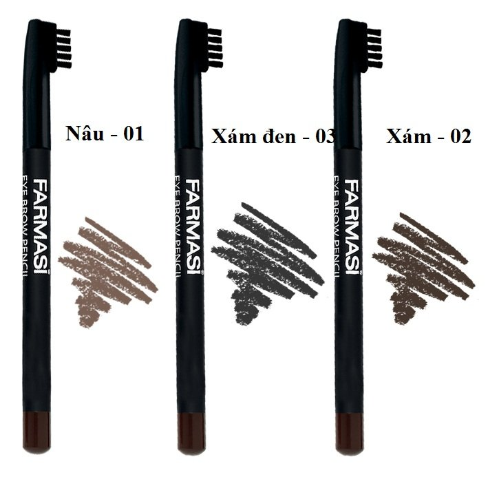 Farmasi Eyebrown Pencil with Brush