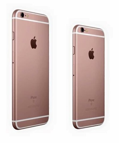 OL IP6/6s giống iPhone 6s Rose Gold