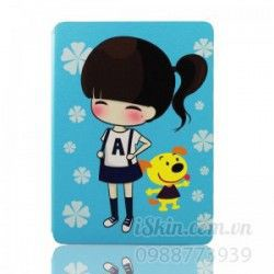 BD iPad Air Chibi-Kitty-Minions hộp KaKuSiGa