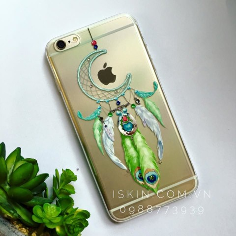 Ốp Lưng Iphone 6 6s Plus Dream Catcher Chính Hãng Kingxbar