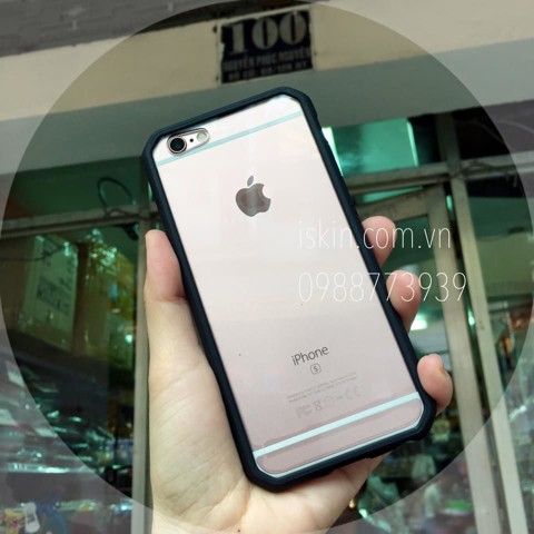 Ốp Lưng Iphone 6 6s Loopee Colorfull Chống Sốc Cao Cấp