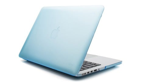 JCPAL Case Macbook Air 11 đỏ