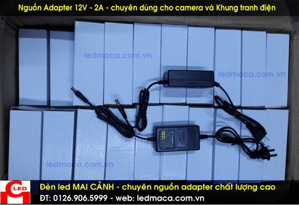 nguon adapter 12v 2A,nguon 12v 2a