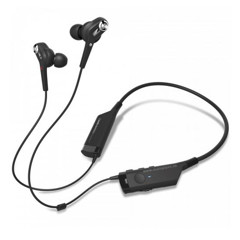 Tai nghe Bluetooth Audio Technica ATH-ANC40BT Đen