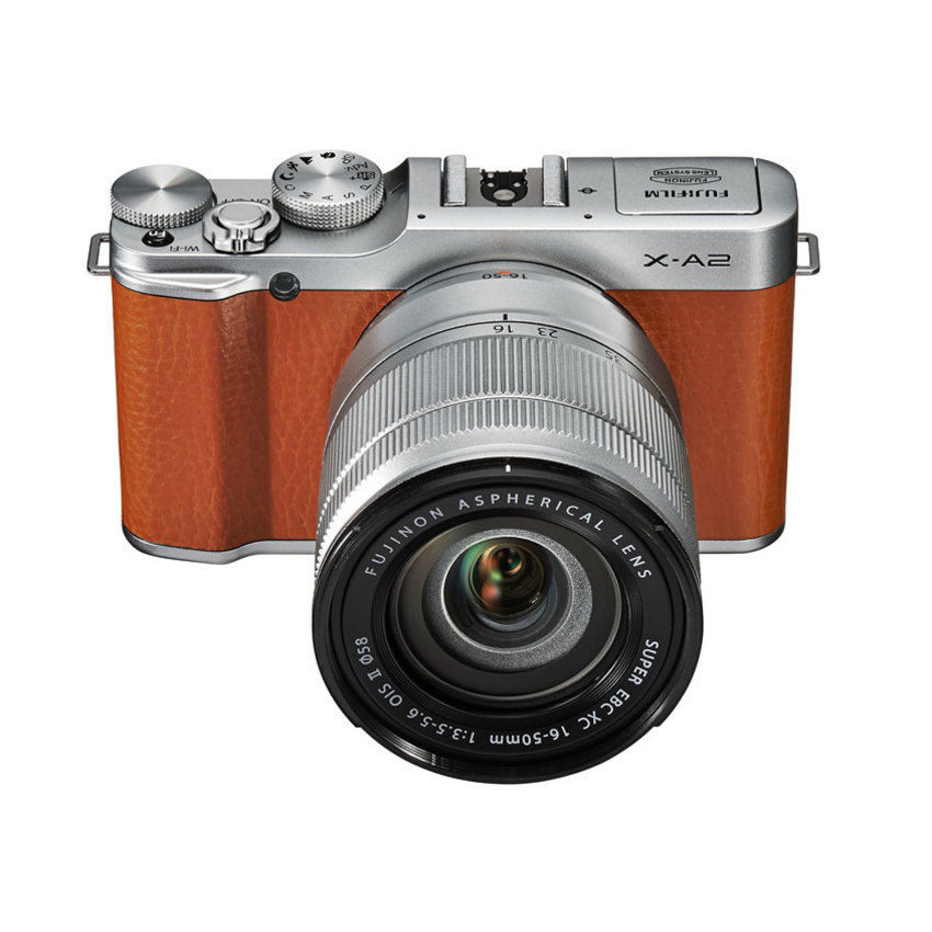 Fujifilm X-A2 16.3 MP với Lens Kit 16-50mm F3.5-5.6 OIS