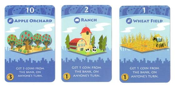 HƯỚNG DẪN LUẬT BOARD GAME MACHI KORO – Thế Giới Board Game