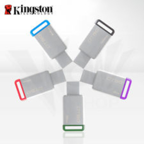 USB Kington DT50 8GB, 16GB, 32GB - USB 2.0/3.0/3.1