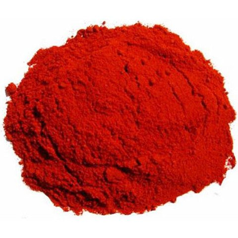 Red powder