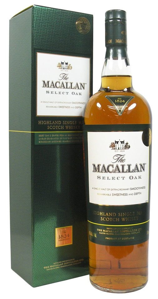 Macallan 1824, Select Oak ( 1L )