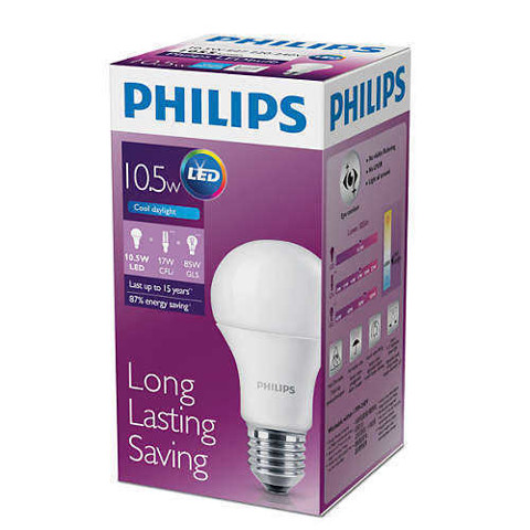 Bóng Led bulb 10.5W Philips
