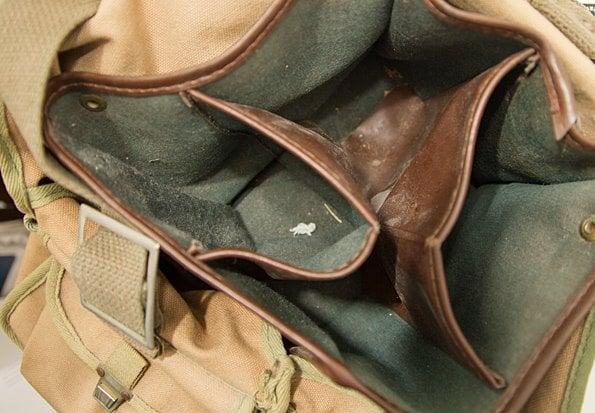 X-Clean sử dụng máy hút bụi mini để làm sạch túi đơn giản hơn